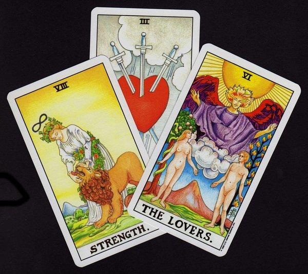 Tarot card readings by amanda