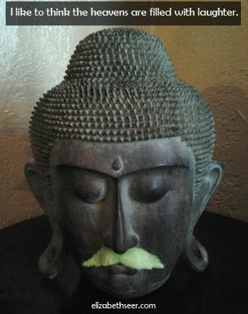 Buddhastache-enlightenedlaughter
