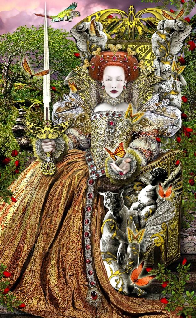 Queen of Swords by Elric2012 on DeviantArt