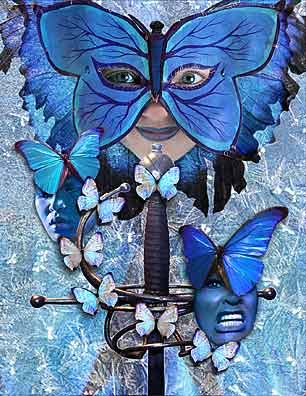 Queen of Swords by Julia Tenney