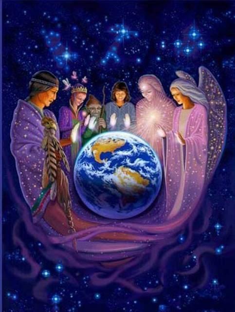 earth-healing