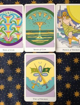 Weekly Tarot Reading – Sunday, July 10, 2016
