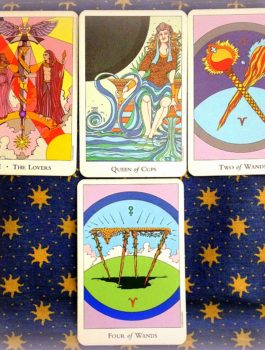 Weekly Tarot Reading – Sunday, July 24, 2016