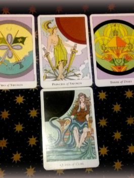 Weekly Tarot Reading – Sunday, September 25, 2016