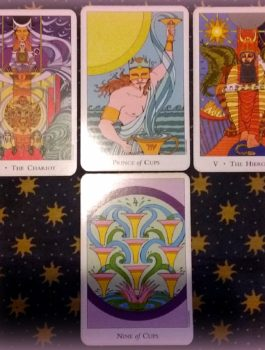 Weekly Tarot Reading – Sunday, October 2, 2016