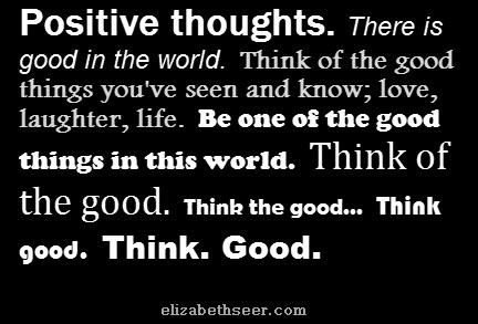 Think. Good.