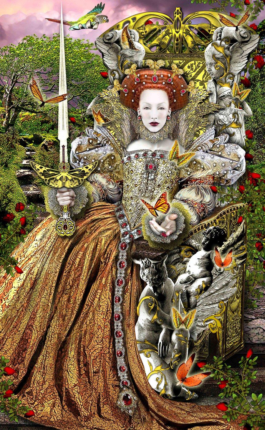 I Am the Queen of Swords