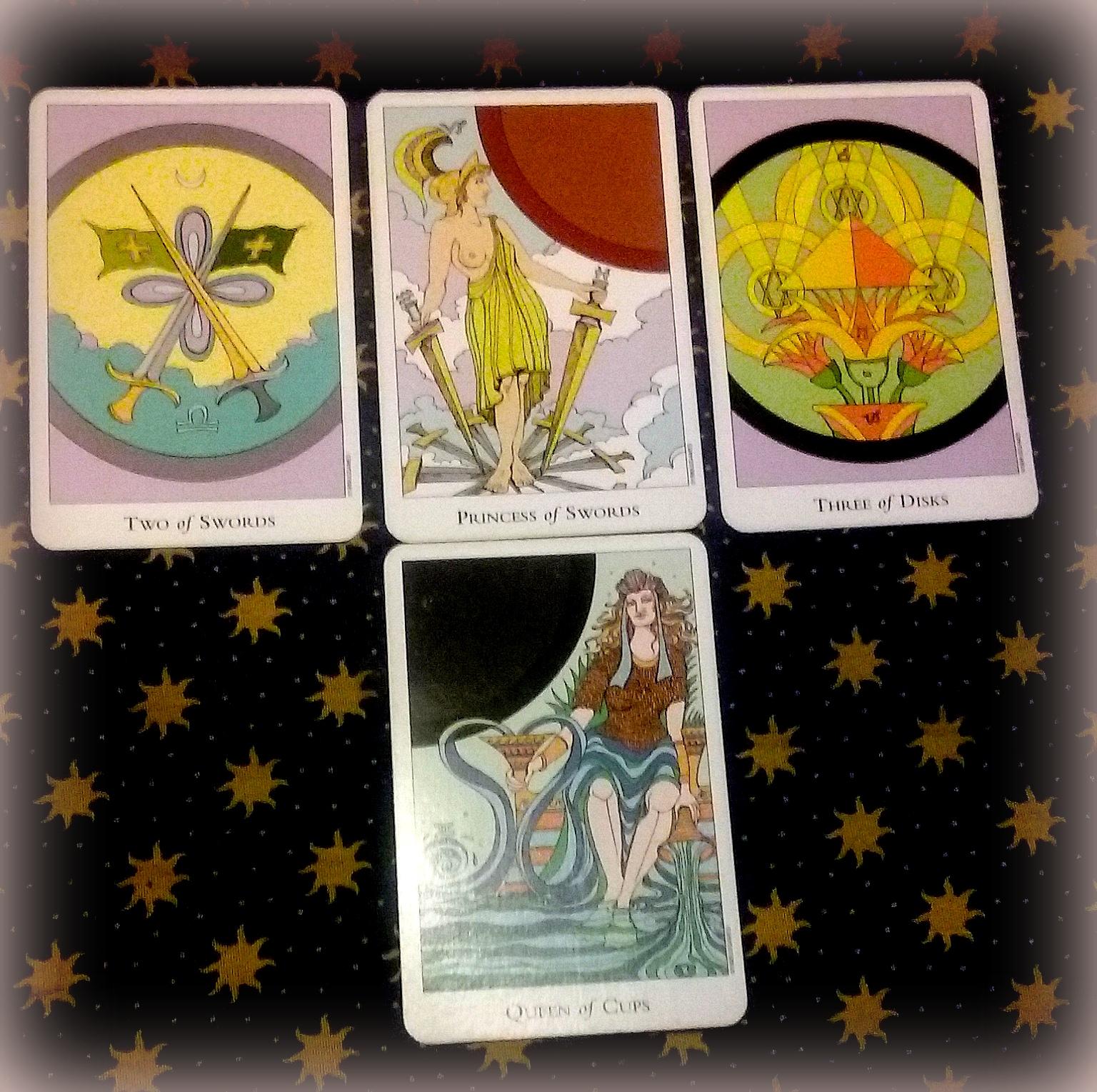 Weekly Tarot Reading – Sunday, September 25, 2016